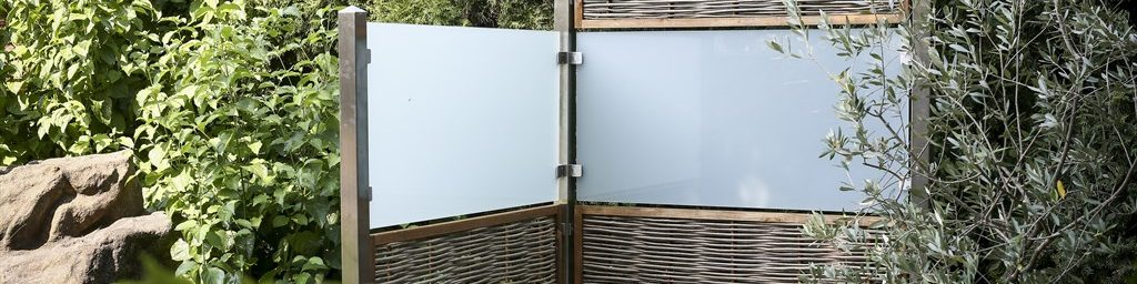 CAMBO MODUL GLAS mattweiß 90 x 60 cm