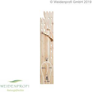 Sichtschutz WALDEN, Modul Burgenzaun, 40 x 165